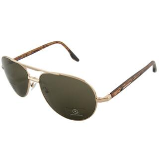 MB515 01 Aviator Gold Plated
